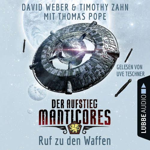 Hoerbuch Ruf zu den Waffen - Der Aufstieg Manticores - Manticore-Reihe 2 - David Weber - Uve Teschner