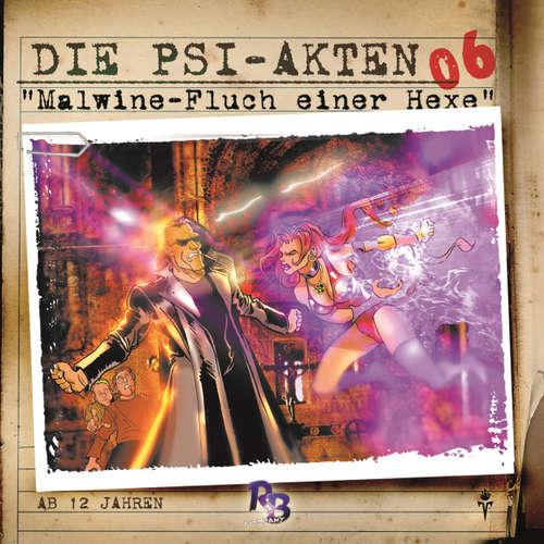 Hoerbuch Die PSI-Akten, Folge 6: Malwine - Fluch einer Hexe - Simeon Hrissomallis - Sven Hasper