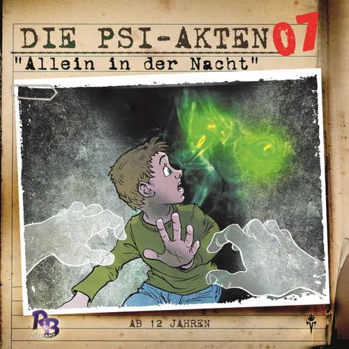 Hoerbuch Die PSI-Akten, Folge 7: Allein in der Nacht - Simeon Hrissomallis - Henry König