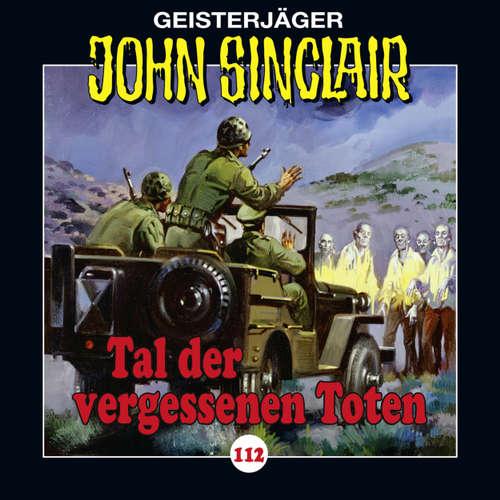 Hoerbuch John Sinclair, Folge 112: Tal der vergessenen Toten - Jason Dark - Dietmar Wunder