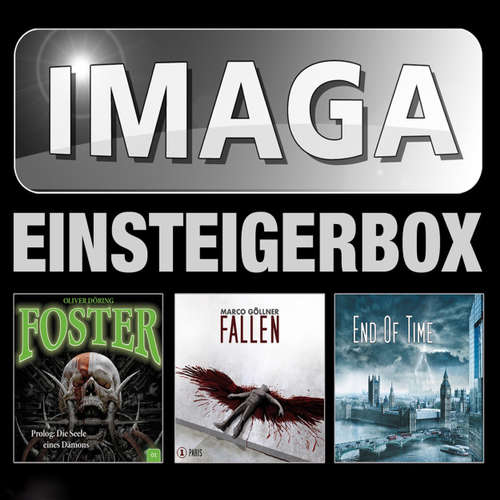 IMAGA Einsteigerbox - Foster 01, Fallen 01, End of Time 01