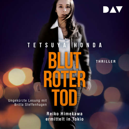 Blutroter Tod. Reiko Himekawa ermittelt in Tokio