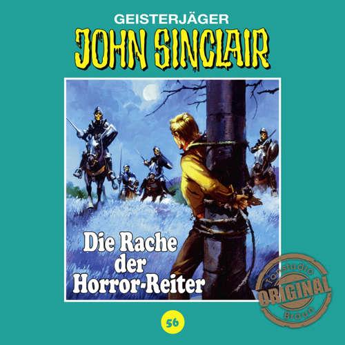 Hoerbuch John Sinclair, Tonstudio Braun, Folge 56: Die Rache der Horror-Reiter - Jason Dark -  Diverse