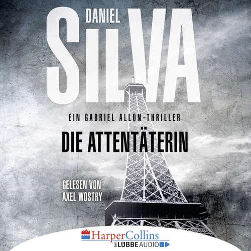 Hoerbuch Die Attentäterin - Daniel Silva - Axel Wostry