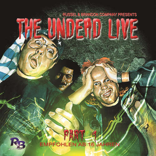 Audiobook The Undead Live, Part 1: The Return of the Living Dead - Simeon Hrissomallis - Nicolas Böll