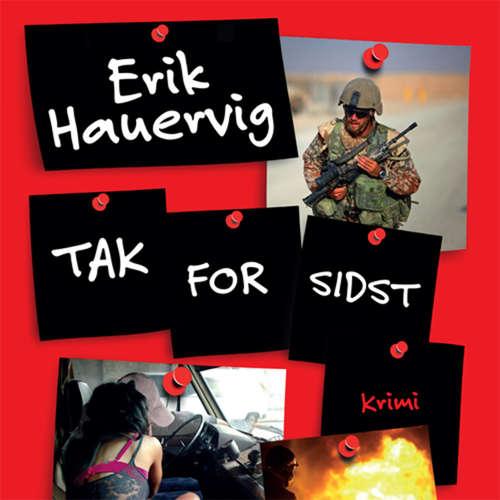Audiokniha Tak for sidst - Bjørn Agger-serien 3 - Erik Hauervig - Jakob Sveistrup
