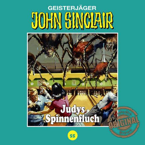 Hoerbuch John Sinclair, Tonstudio Braun, Folge 55: Judys Spinnenfluch - Jason Dark -  Diverse