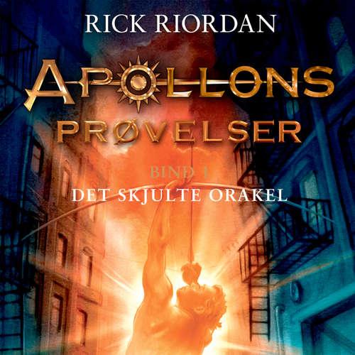 Det skjulte orakel - Apollons prøvelser, bind 1