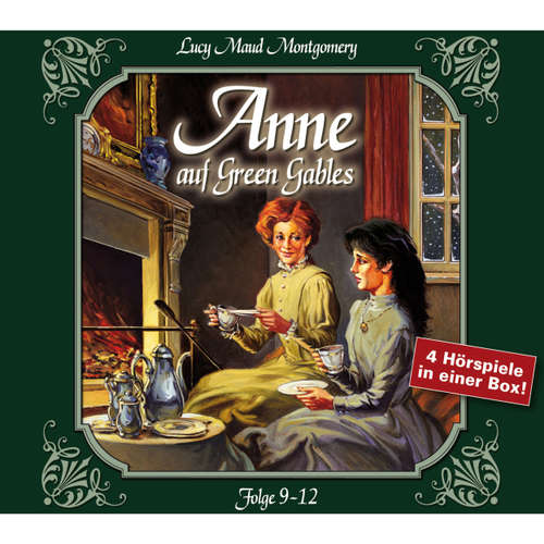 Hoerbuch Anne auf Green Gables, Box 3: Folge 9-12 - Lucy Maud Montgomery - Marie Bierstedt