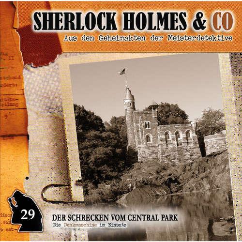 Hoerbuch Sherlock Holmes & Co, Folge 29: Der Schrecken vom Central Park - Patrick Holtheuer - Martin Keßler