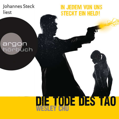 Hoerbuch Die Tode des Tao - Wesley Chu - Johannes Steck