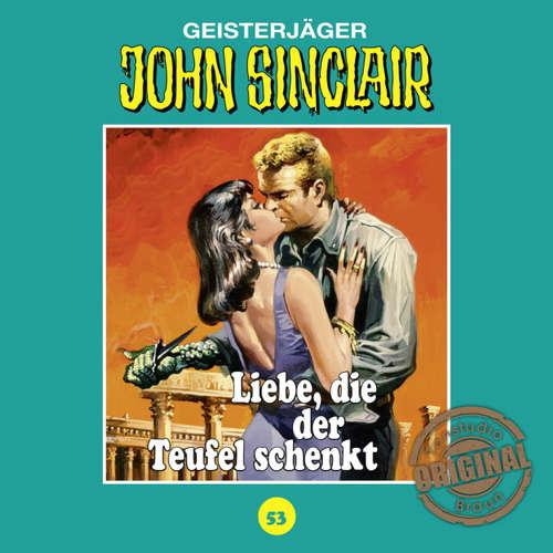 Hoerbuch John Sinclair, Tonstudio Braun, Folge 53: Liebe, die der Teufel schenkt - Jason Dark -  Diverse