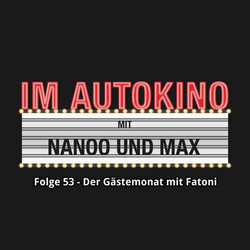 Im Autokino, Folge 53: Der Gästemonat mit Fatoni