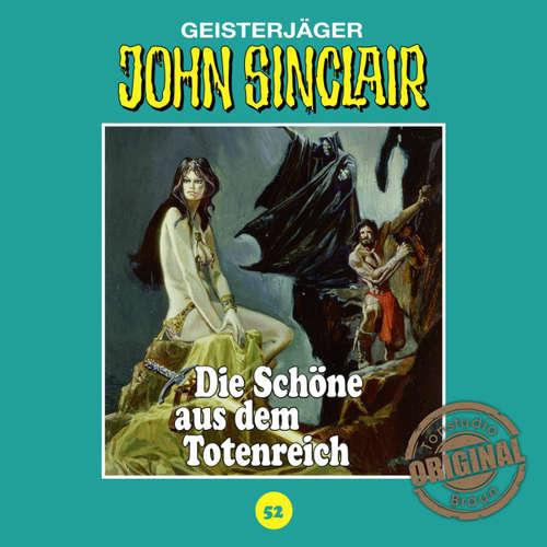 Hoerbuch John Sinclair, Tonstudio Braun, Folge 52: Die Schöne aus dem Totenreich - Jason Dark -  Diverse