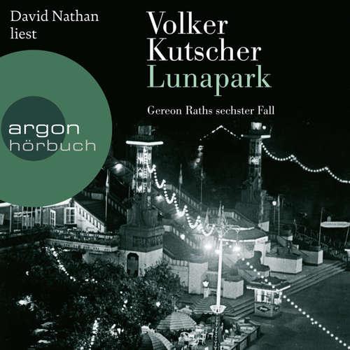 Hoerbuch Lunapark - Volker Kutscher - David Nathan