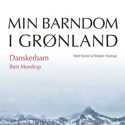 Audiokniha Danskerbarn - Iben Mondrup - Lise Ravn