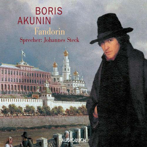 Hoerbuch Fandorin (Lesung mit Musik) - Boris Akunin - Johannes Steck