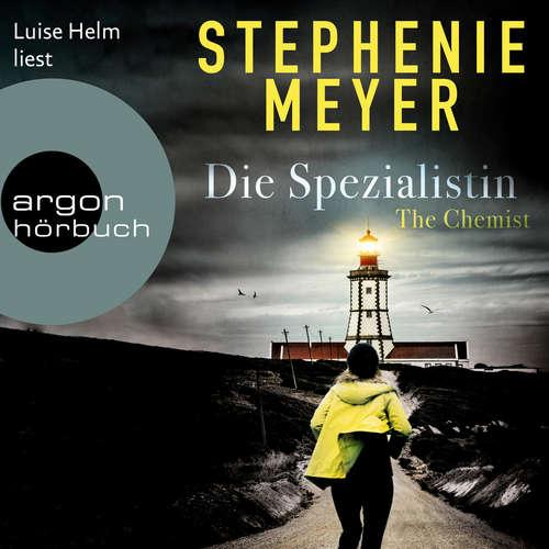 Hoerbuch The Chemist - Die Spezialistin - Stephenie Meyer - Luise Helm