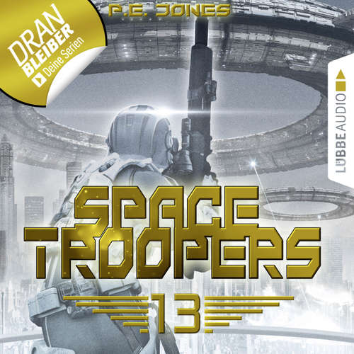 Space Troopers, Folge 13: Sturmfront