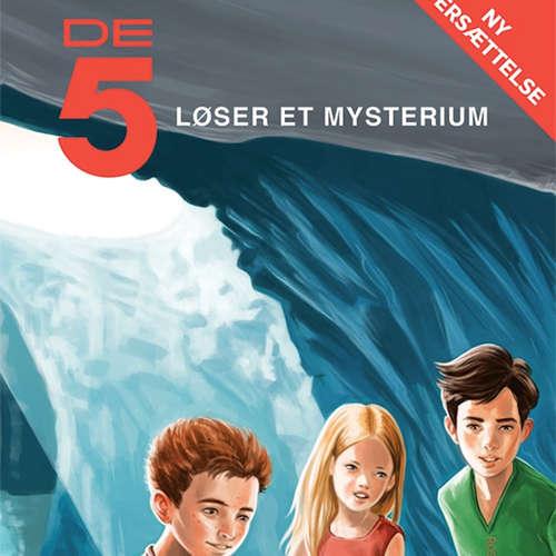 Audiokniha De 5 løser et mysterium - Enid Blyton - Martin Johs. Møller