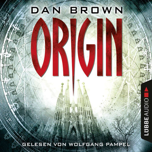 Hoerbuch Origin - Robert Langdon 5 - Dan Brown - Wolfgang Pampel