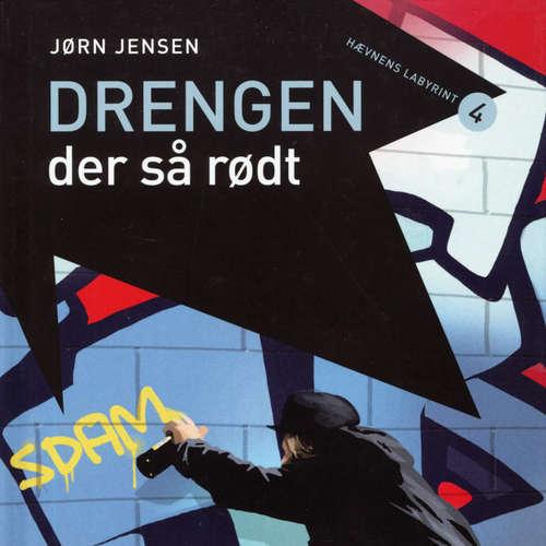 Audiokniha Drengen der så rødt - Jørn Jensen - Mikkel Bay Mortensen