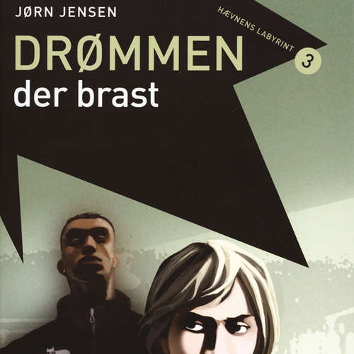 Audiokniha Drømmen der brast - Jørn Jensen - Mikkel Bay Mortensen