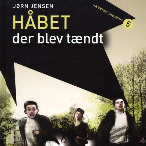 Audiokniha Håbet der blev tændt - Jørn Jensen - Mikkel Bay Mortensen