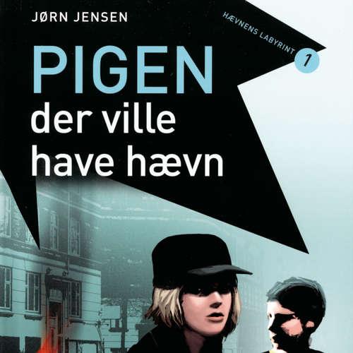 Audiokniha Pigen, der ville have hævn - Jørn Jensen - Mikkel Bay Mortensen