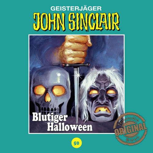 Hoerbuch John Sinclair, Tonstudio Braun, Folge 50: Blutiger Halloween - Jason Dark -  Diverse