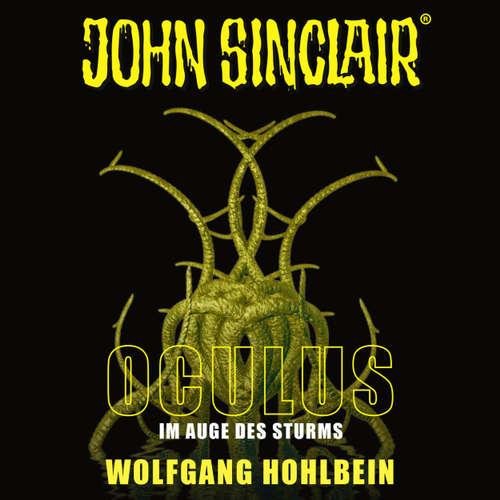 Hoerbuch John Sinclair, Sonderedition 8: Oculus - Im Auge des Sturms - Wolfgang Hohlbein - Dietmar Wunder