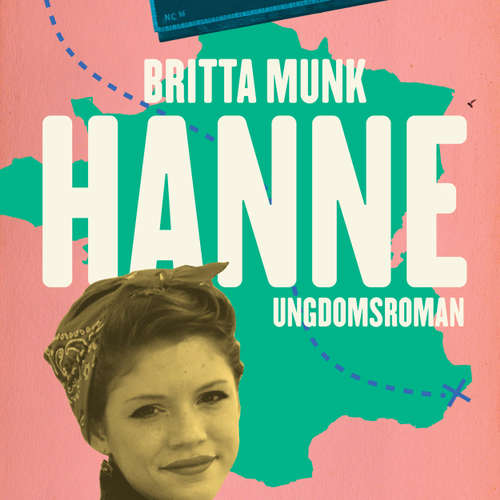 Audiokniha Hanne - Hanne 1 - Britta Munk - Anne Kjær