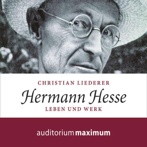 Hoerbuch Hermann Hesse - Christian Liederer - Wolfgang Schmidt