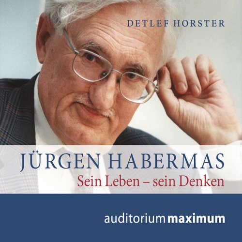 Hoerbuch Jürgen Habermas - Detlef Horster - Martin Falk