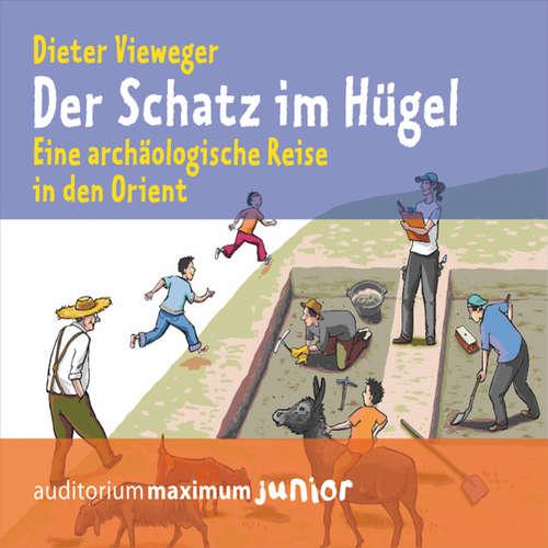 Hoerbuch Der Schatz im Hügel - Dieter Vieweger - Kerstin Hoffmann
