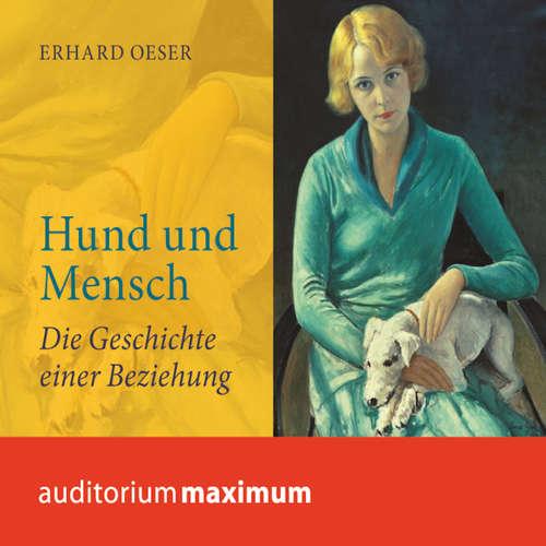 Hoerbuch Hund und Mensch - Erhard Oeser - Kerstin Hoffmann