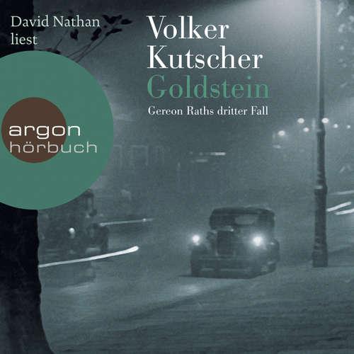 Hoerbuch Goldstein (Autorisierte Lesefassung) - Volker Kutscher - David Nathan