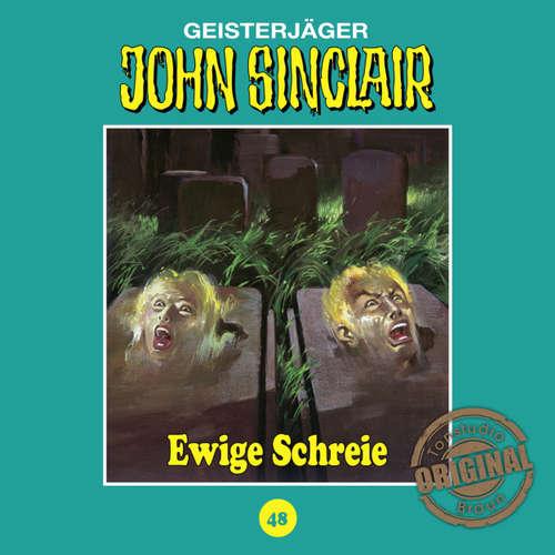 Hoerbuch John Sinclair, Tonstudio Braun, Folge 48: Ewige Schreie - Jason Dark -  Diverse