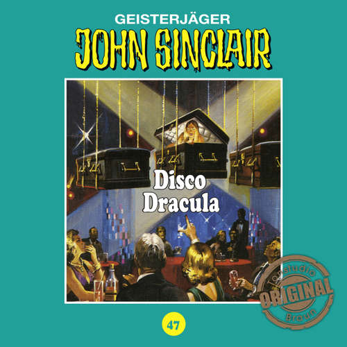 Hoerbuch John Sinclair, Tonstudio Braun, Folge 47: Disco Dracula - Jason Dark -  Diverse