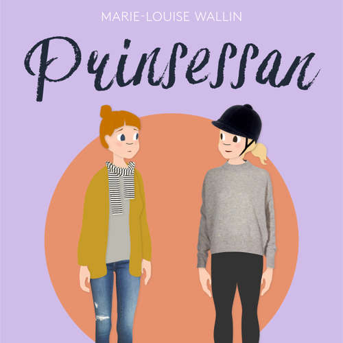 Audiokniha Prinsessan - Marie-Louise Wallin - Alba August