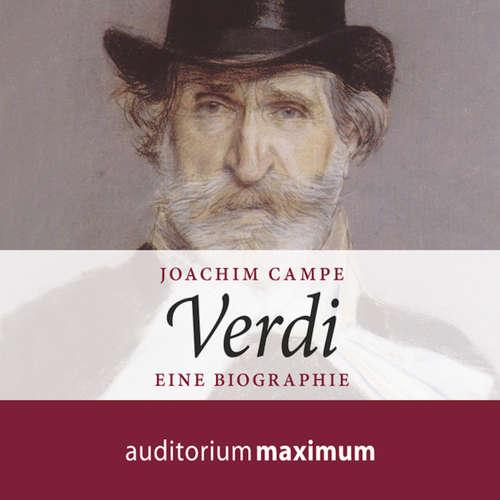 Hoerbuch Verdi - Joachim Campe - Thomas Krause