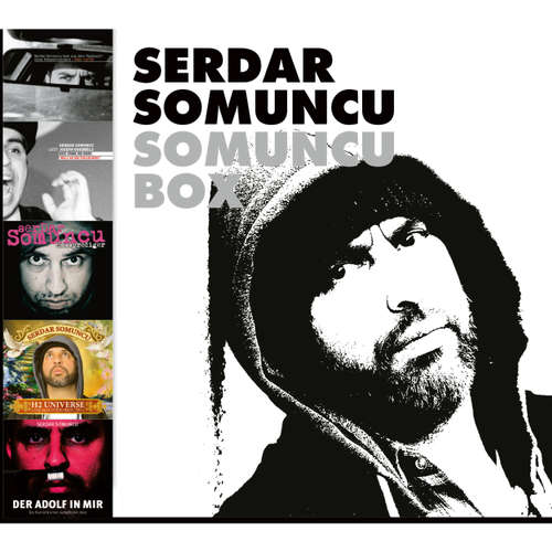 Hoerbuch Somuncu Box - Serdar Somuncu - Serdar Somuncu