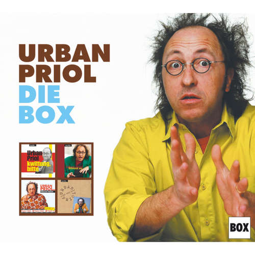 Hoerbuch Die Box - Urban Priol - Urban Priol