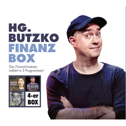 Hoerbuch Finanz-Box - HG. Butzko - HG. Butzko