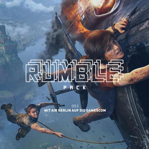 Rumble Pack - Die Gaming-Sendung, Folge 53: Mit Air Berlin auf die Gamescom