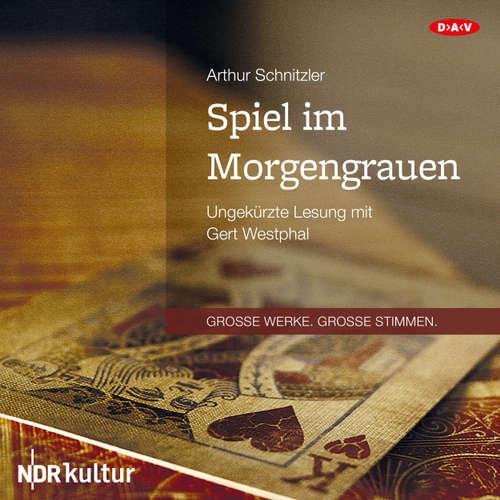 Hoerbuch Spiel im Morgengrauen - Arthur Schnitzler - Gert Westphal