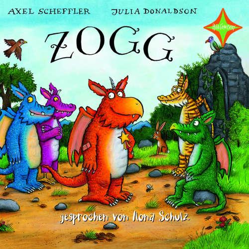 Hoerbuch Zogg und Tommi Tatze - Axel Scheffler - Illona Schulz