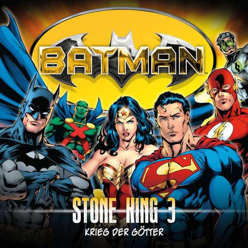 Hoerbuch Batman, Stone King, Folge 3: Krieg der Götter - Alan Grant - K.Dieter Klebsch