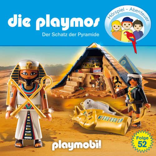 Die Playmos - Das Original Playmobil Hörspiel, Folge 52: Der Schatz der Pyramide
