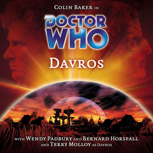 Audiobook Doctor Who, Main Range, 48: Davros - Lance Parkin - Colin Baker